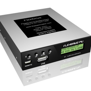 FlexiDriveMV-USB Floppy Emulator