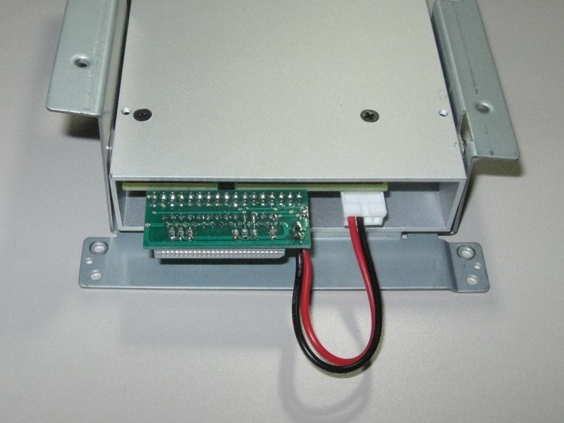34 26 Pin P1 0 Adaptor Flexidrive Floppy Drive Update