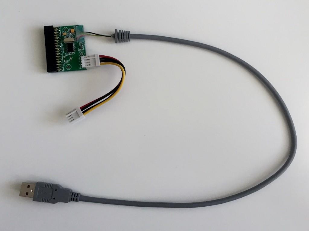 Floppy Usb Adapter