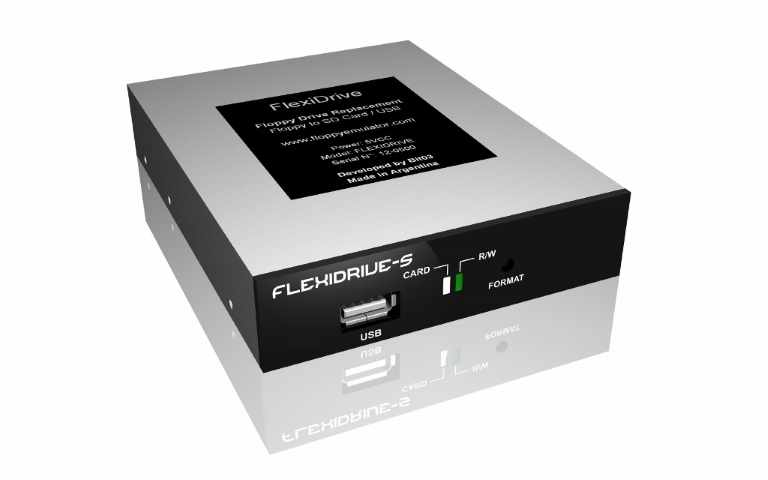 Floppy Emulator FlexiDriveS-USB
